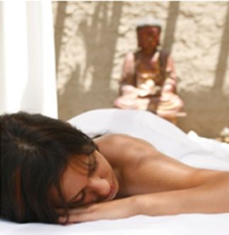Enjoy daily massages to relax and rejuvenate